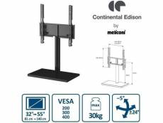 Continental edison support tv pied central 32 a 55 CE23400PC