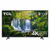 TV TCL 43P610 43 pouces 4K HDR Ultra HD Smart TV 3.0 (Micro dimming PRO, Smart HDR, Dolby Audio, T-Cast)