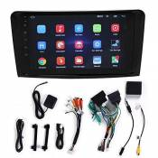 Qiilu Car MP5, 9in 2Din Navigation GPS MP5 Player Multimedia pour Android 9.1 Fit pour ML350/450/500 + Can