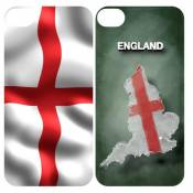 3dwerk co7458 Coque pour iPhone 4/4S/Angleterre Image 3D