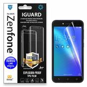 """ASUS Zenfone Live - ZB501KL - Taille 5"""" - 2 Protections Ecran Intégrale Full Cover TPU 4H - Auto Repair"""