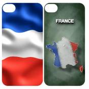"""3D Mobile Image for iPhone 4/4s""""France"""