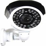 Cablematic - Professional CCTV Camera Support mural (36xIR-LED 6.0mm) gris