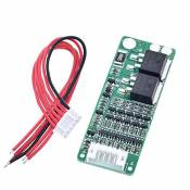 Xiang Ye 15A Li-5S Lithium-ION Batterie BMS 18650 Protection Board Chargeur Protection cellulaire 18V 21V Circuit