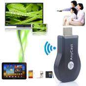 AnyCast M2 Plus WiFi Miracast Dongle Sans Fil HDMI DLNA Airplay Recepteur 1080P