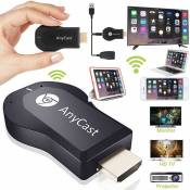Récepteur Android TV Dongle AnyCast DLNA Airplay Miracast Recepteur 1080P HDMI Wifi