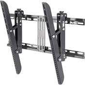 SPEAKA PROFESSIONAL Support Mural TV SP-3957092 81,3 cm (32) - 160,0 cm (63) inclinable Noir