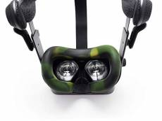 VR Cover Silicone Cover for Valve Index (Special Edition Camo Green)